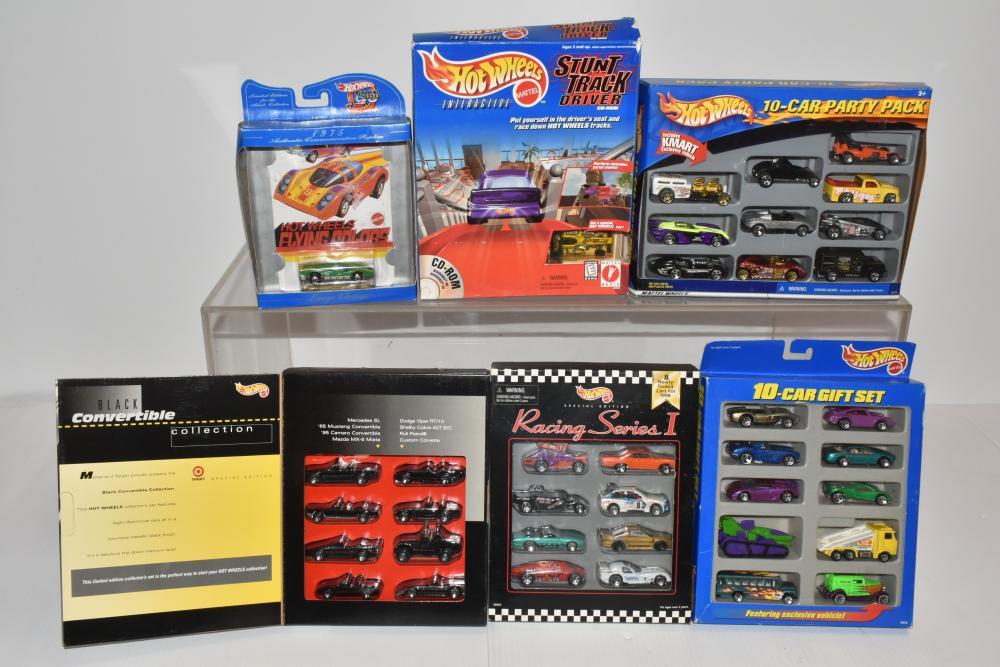 Hot Wheels Car Sets