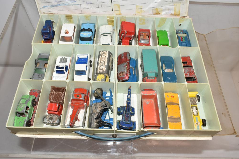 Hot Wheels and Other Die Cast Vehicles