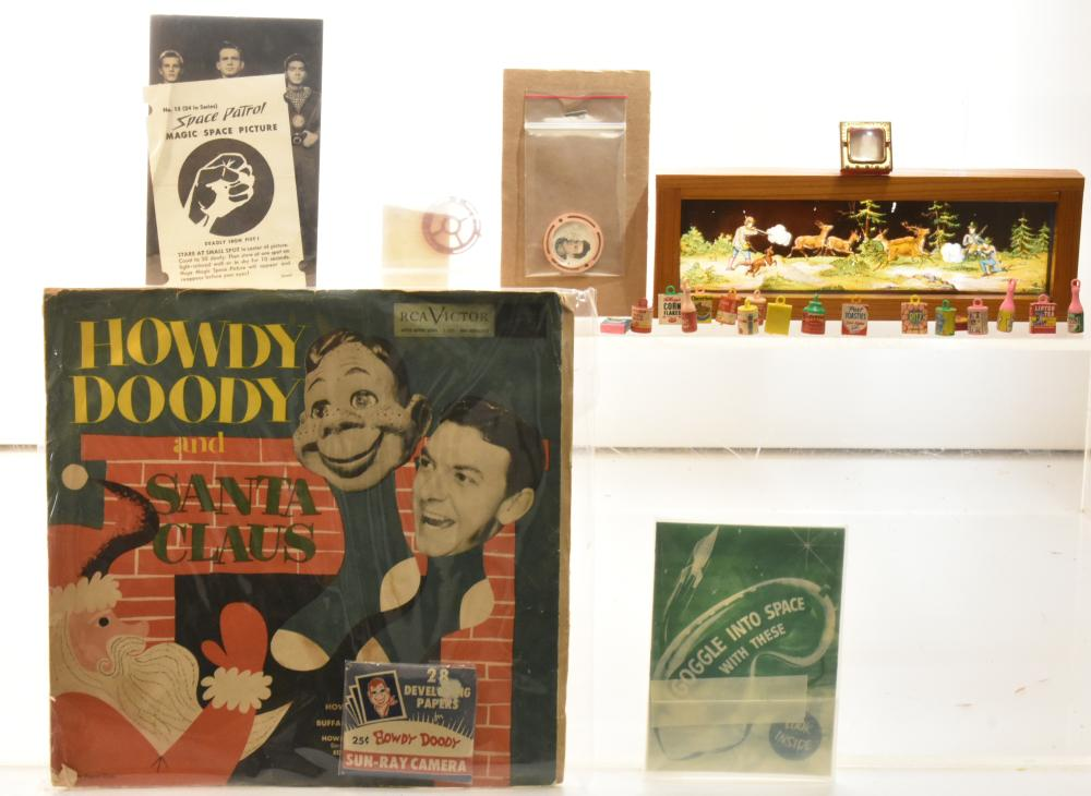 Premiums and Howdy Doody Items
