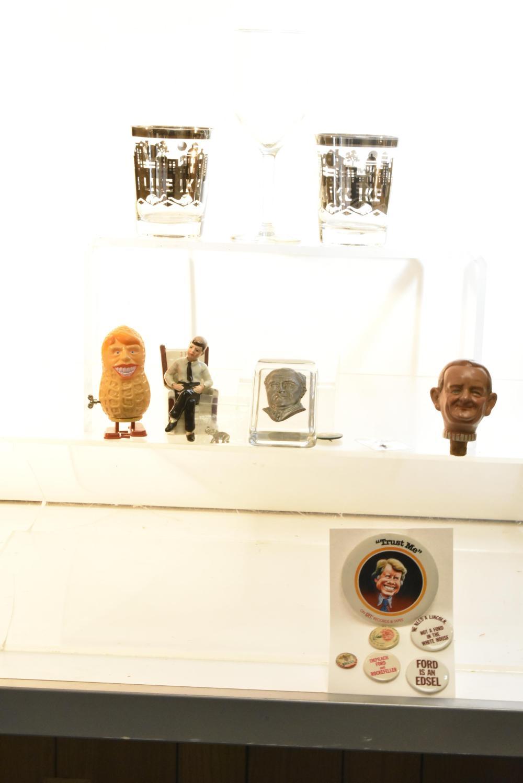 Mixed Presidential Collectibles