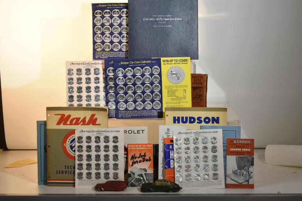 Automotive Advertising and Collectibles