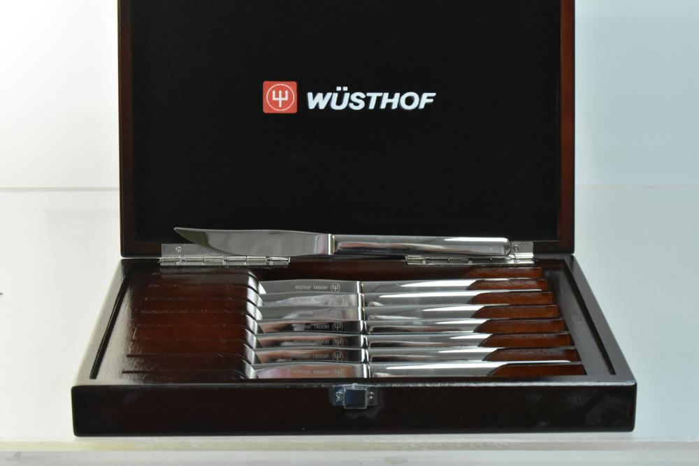 Set of Wusthof Knives