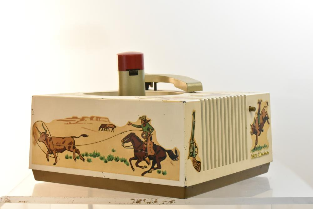 RCA Roy Rogers Record Player