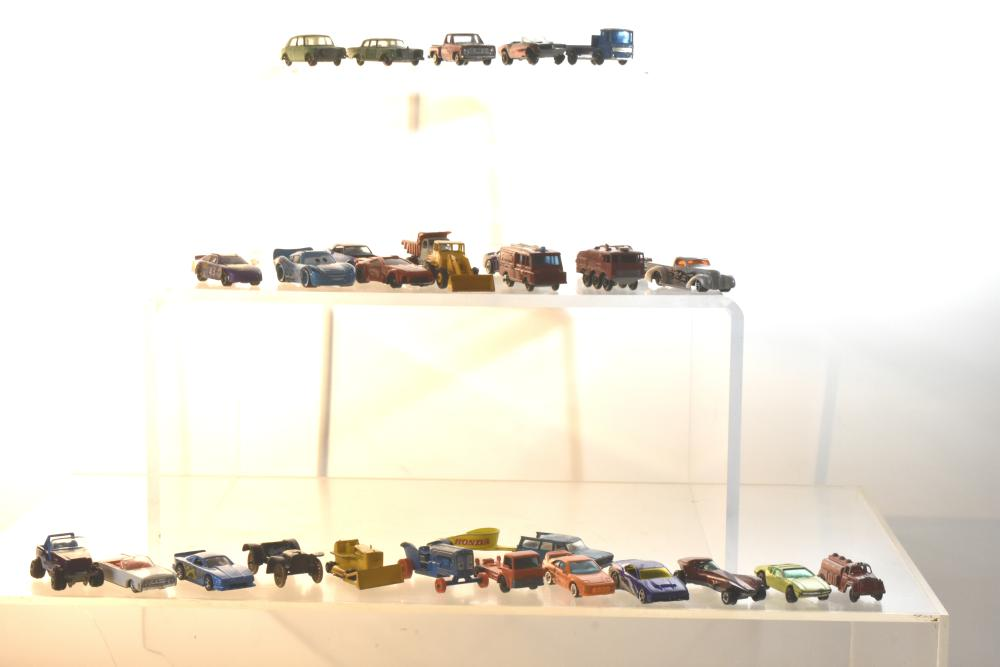 Lesney Matchbox and Other Toy Vehicles