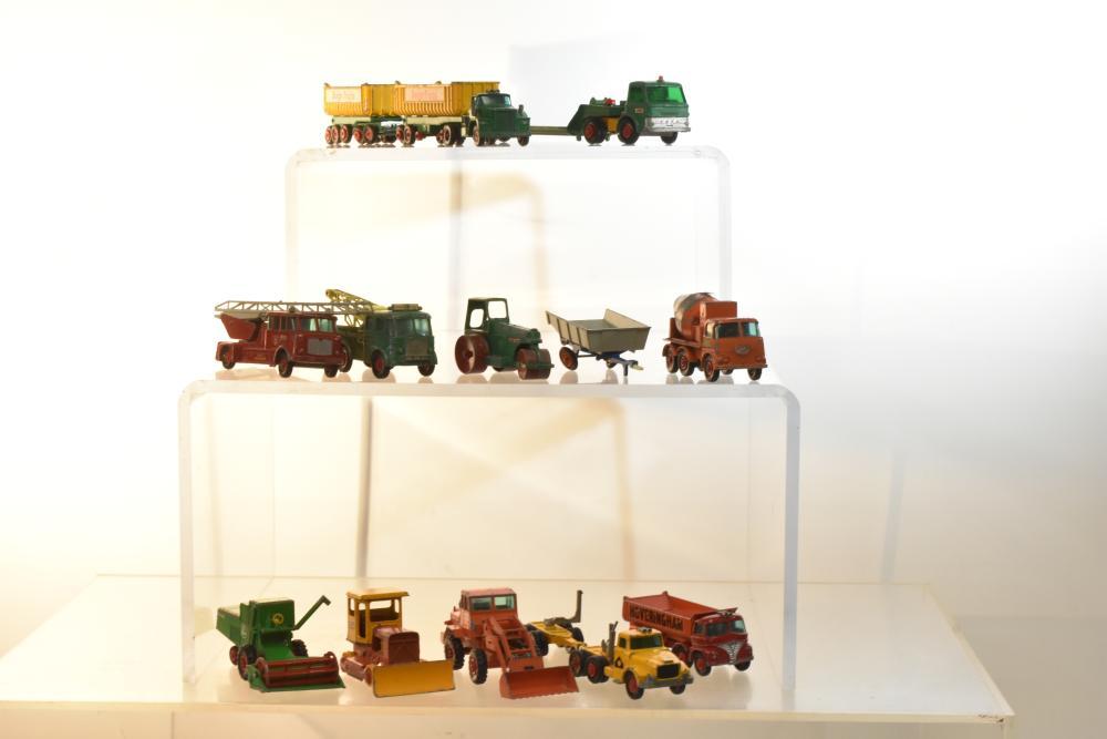 Large Lesney Matchbox Vehicles