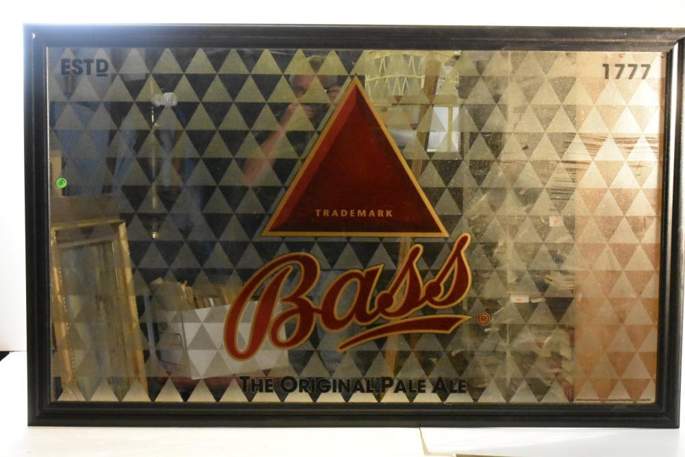 Large Bass Ale Sign