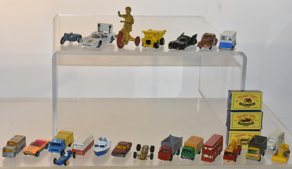 Lesney Matchbox and Other Vehicles