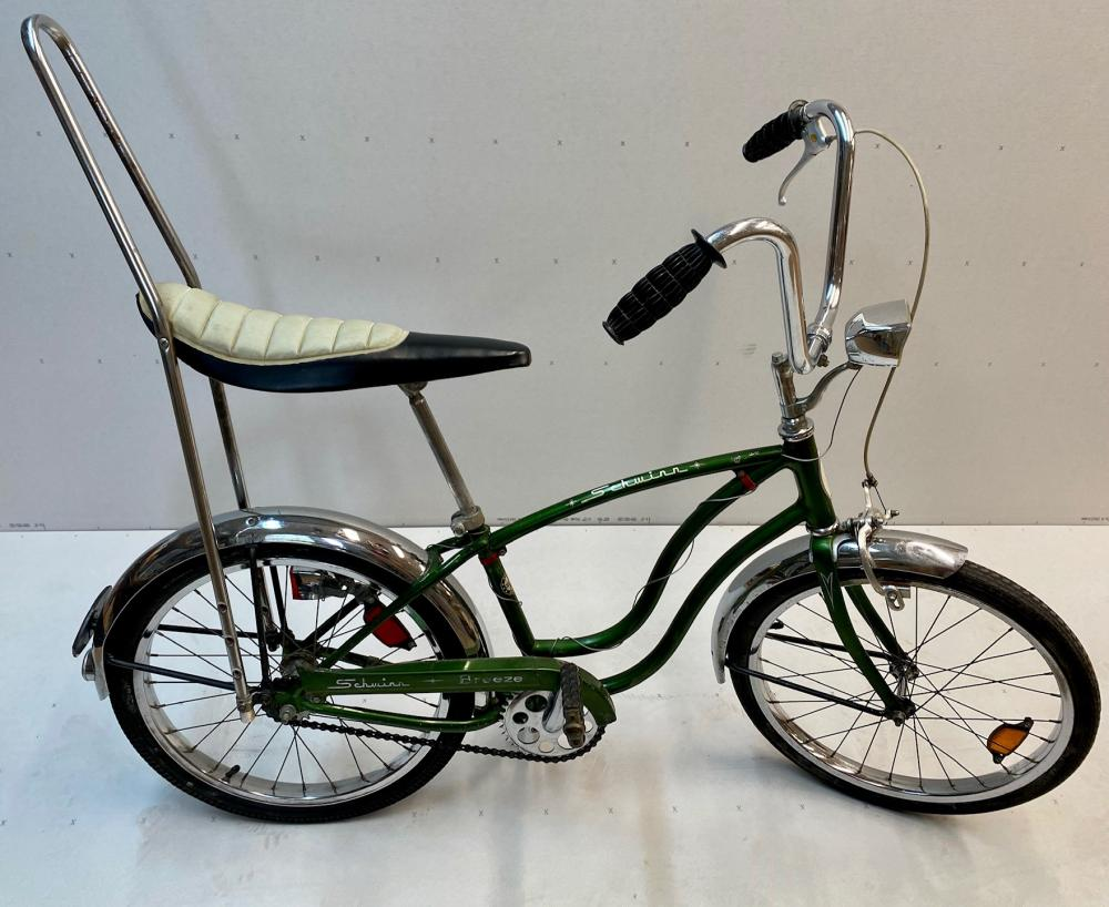 1968 Schwinn Breeze Bicycle