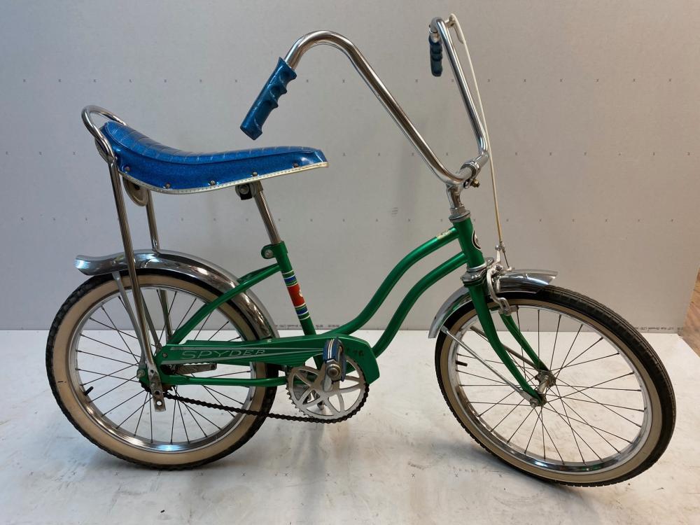 Girl's Sears Spider Stingray Bike