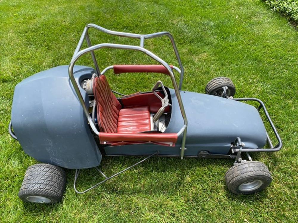1950's Micro Midget Sprint Car