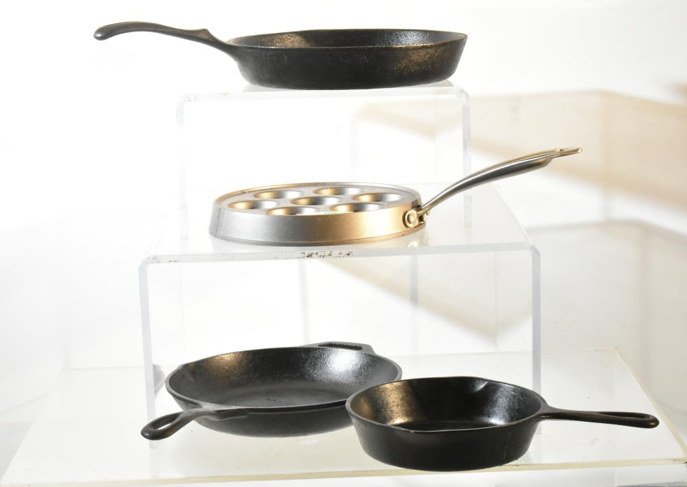 Wagner and Other Cast Cookware