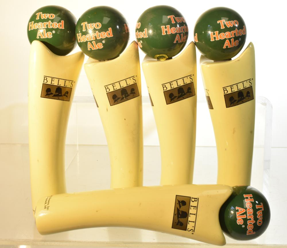 """""""Two Hearted Ale"""" Beer Taps"""