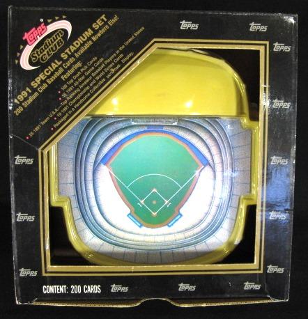 1993 Topps Stadium Club Baseball Special Stadium Set 200