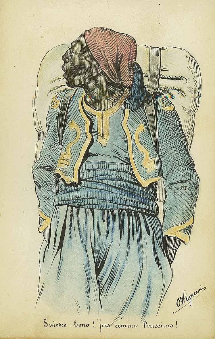 Huguenin, Oscar (1842 La Sagne/ Kt. Neuchatel -