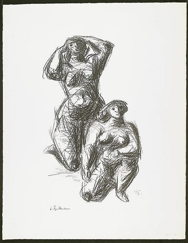 Beckmann, Curt (1901 Solingen - Düsseldorf 1970).