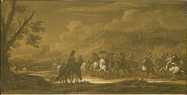 Rugendas, Christian (1708 Augsburg 1781). 11 Bl.