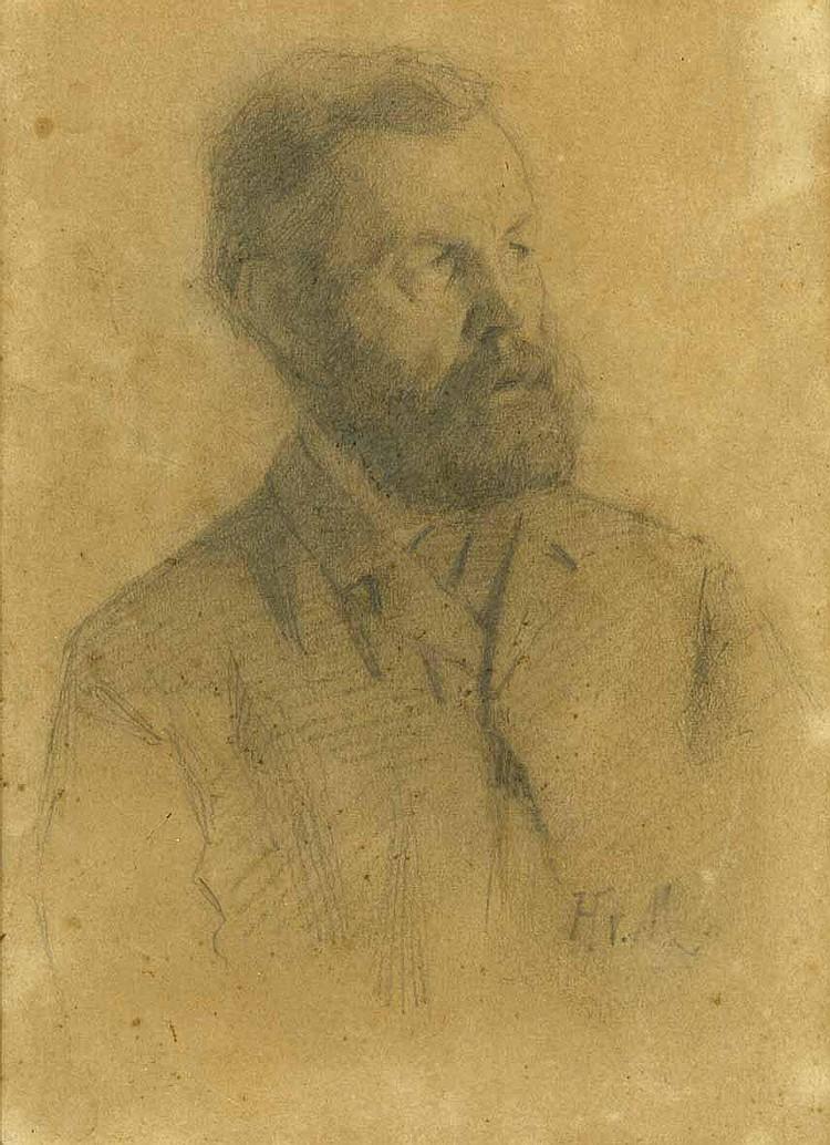 Marées, Hans von (1837 Elberfeld - Rom 1887).
