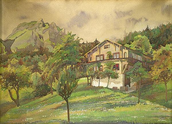 Bollschweiler, Jacob Friedrich (1888 Lörrach -
