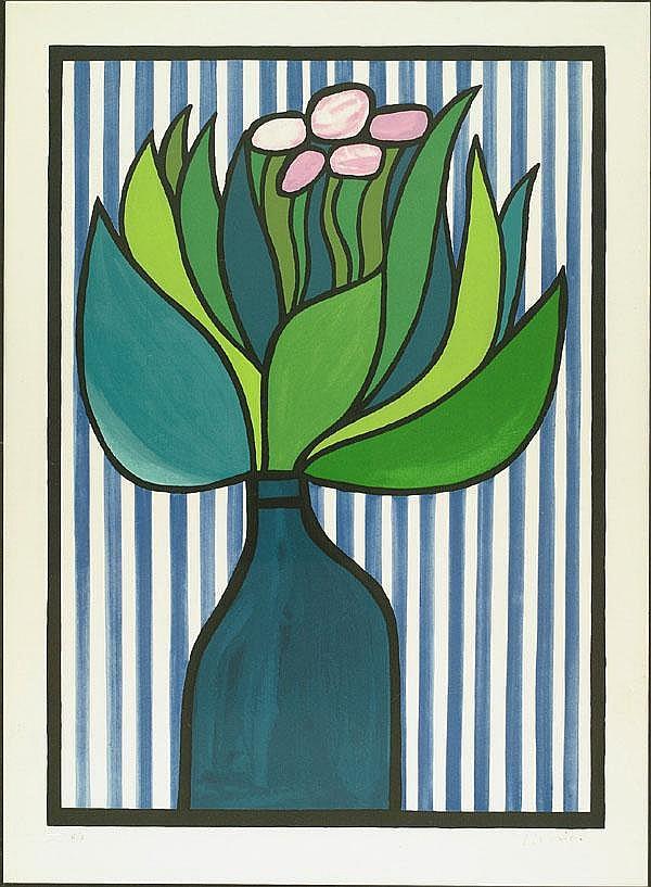 Lenica, Jan (1929 Poznan - Berlin 2001). Fleurs.