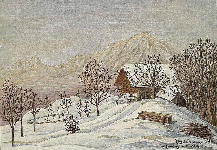Bohn, Kurt (1909 Suhl - Ulm 1991).