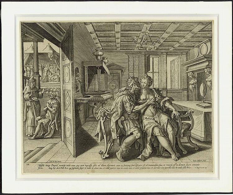 Collaert, Jan Baptist II: (1566 Antwerpen 1628).