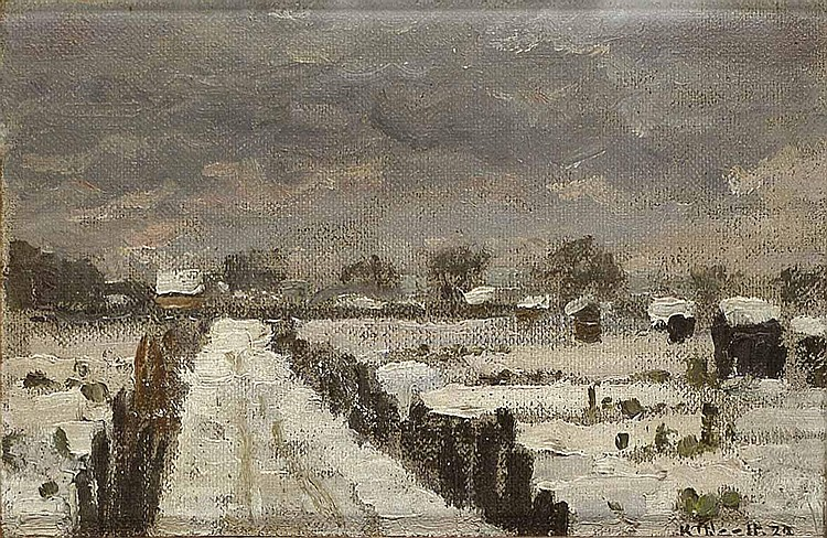 Dussault, Karl: (1860 Karlsruhe 1930).