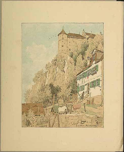Lotter, Heinrich gen. Bodensee-Lotter: (1875