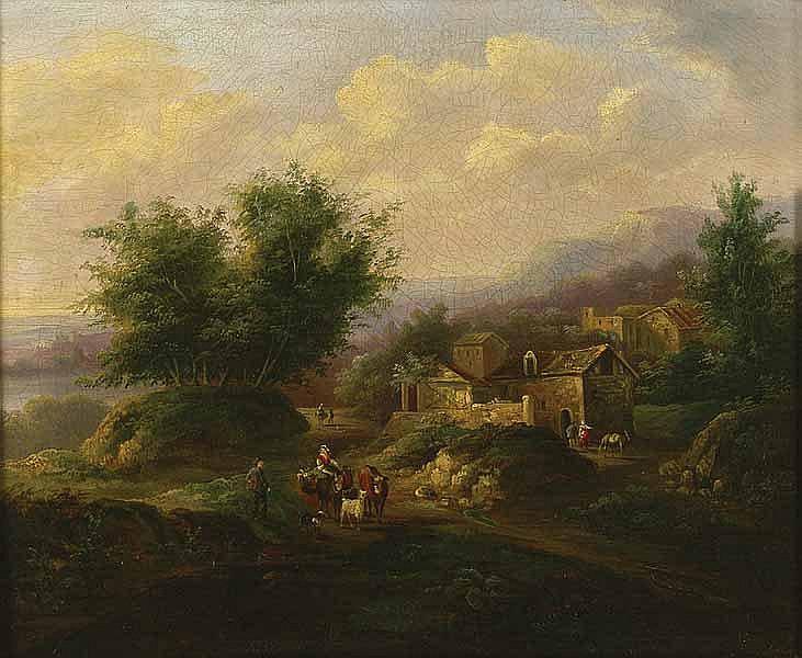 Norblin de la Gourdaine, Jean-Pierre: (1745