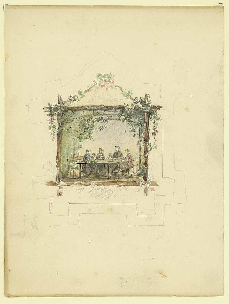 Gleichen-Russwurm, Heinrich Ludwig von: (1836