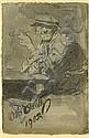 Seitz, Otto: (1846 München 1912). Rauchender, Otto Seitz, Click for value