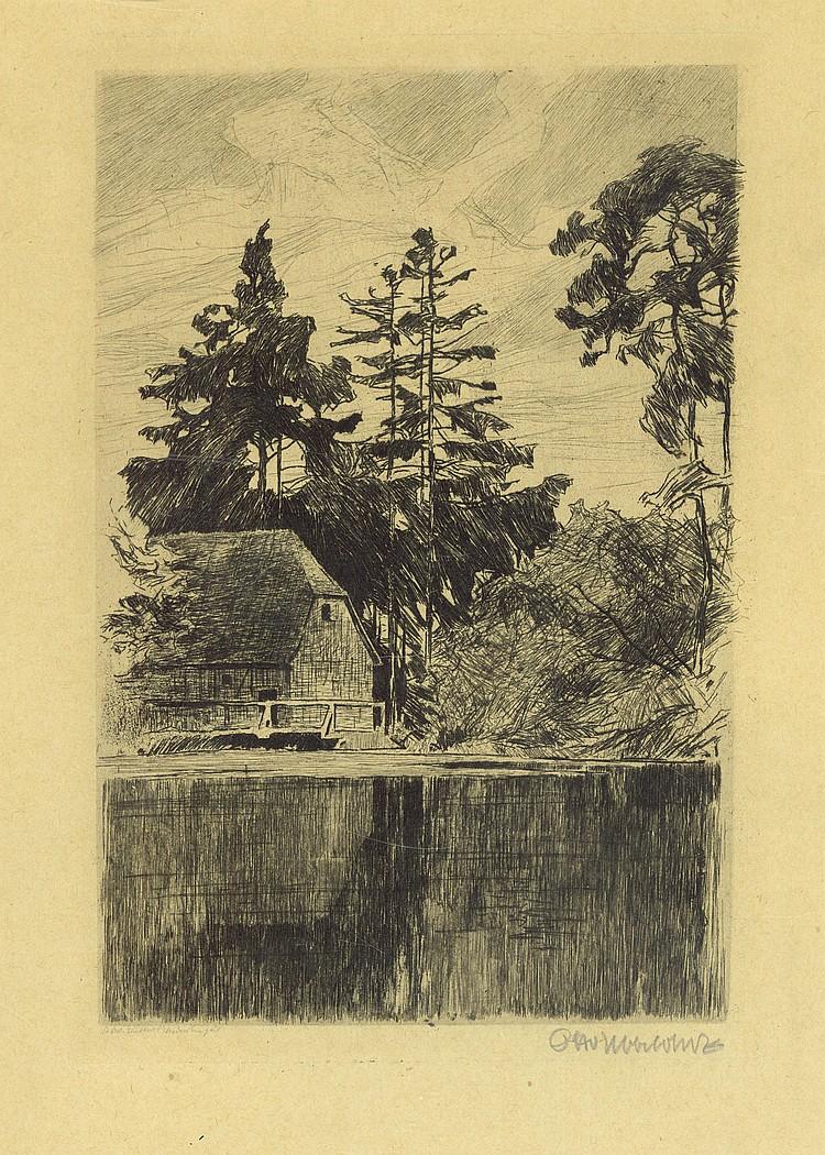 Ubbelohde, Otto: (1867 Marburg - Großfelden 1922).