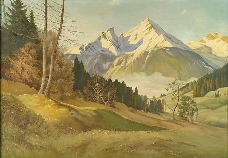 Schiffner, Gerhard: (Meissen 1905 - 1975)