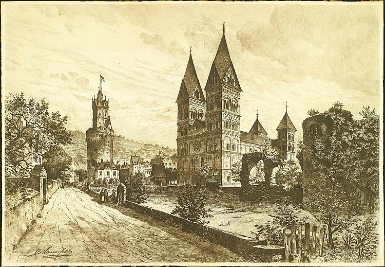 Mannfeld, Bernhard: (1848 Dresden - Frankfurt/Main