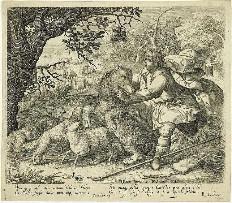 Serwouters, Pieter van: (1586 Antwerpen -