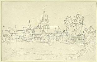 Becker, Peter (1828 Frankfurt/M. - Soest 1904).