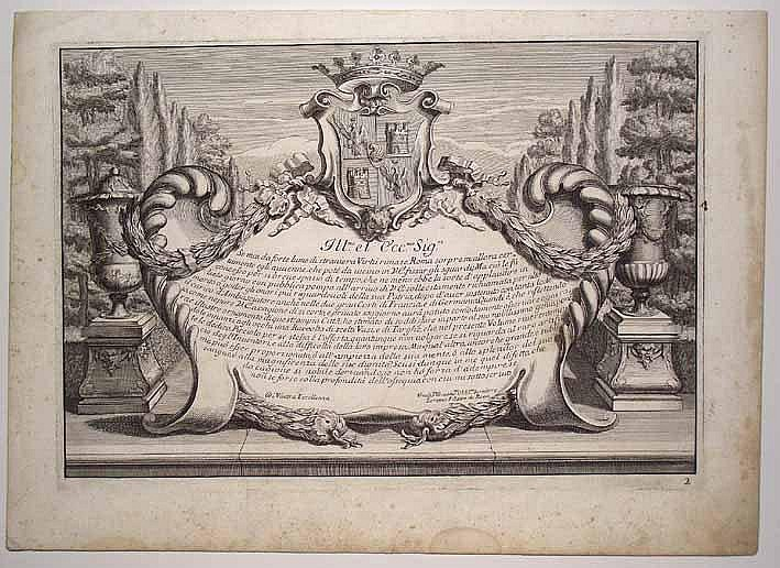 Aquila, Francesco Faraone (1676 Palermo - Rom