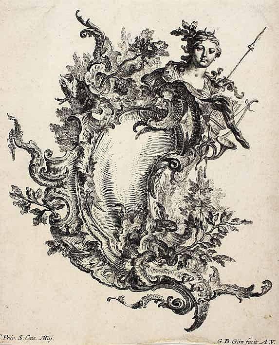 Göz, Gottfried Bernhard (1708 Welerad/Mähren -