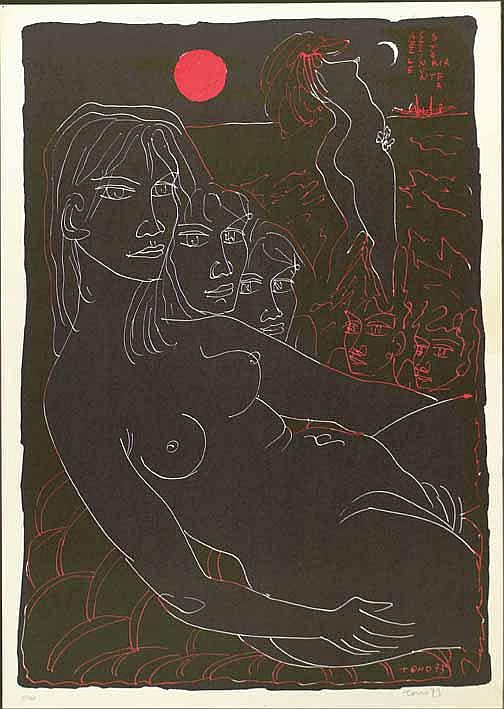 Zancanaro, Tono (1906 Padua 1985).