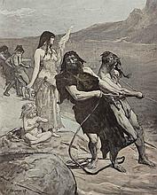 Cormon,  Fernand (1845 Paris 1924).
