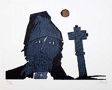 Willand, Detlef (1935 Heidenheim/Brenz). Selbst am Kreuz von Galzetabu