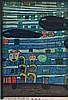 Hundertwasser,  Friedensreich (1928 Wien   Kreuzfahrtschiff Queen Eliza, Friedensreich Hundertwasser, €0