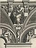 Ghisi,  Giorgio Mantovano (1520 Mantua 1582). 4 Bl. Sybillen u. Prophet, Giorgio Ghisi, €0