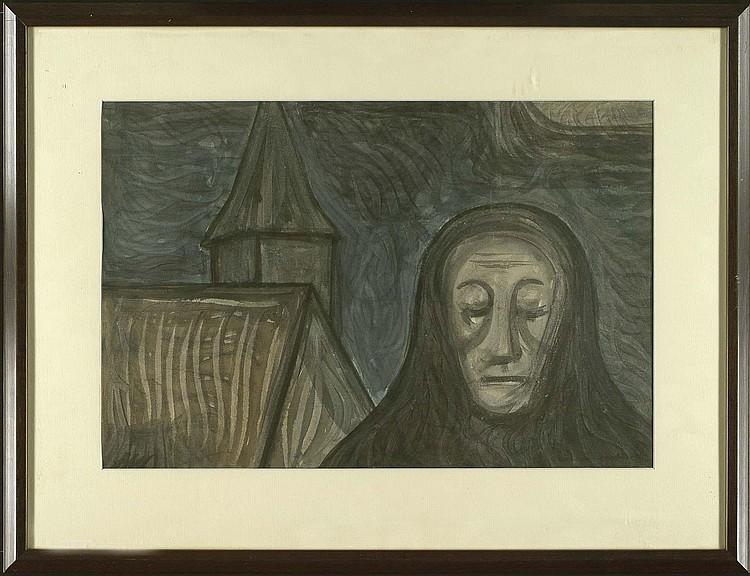 Mahler, Sepp (1901 Bad Wurzach 1975)
