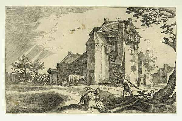 Bolswert, Boetius Adams (1580 Bolward - Antwerpen