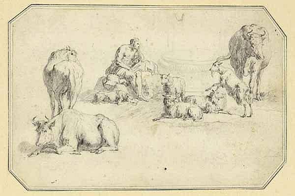 Meyer, Johann Daniel (1713 Fürth - Nürnberg 1752)