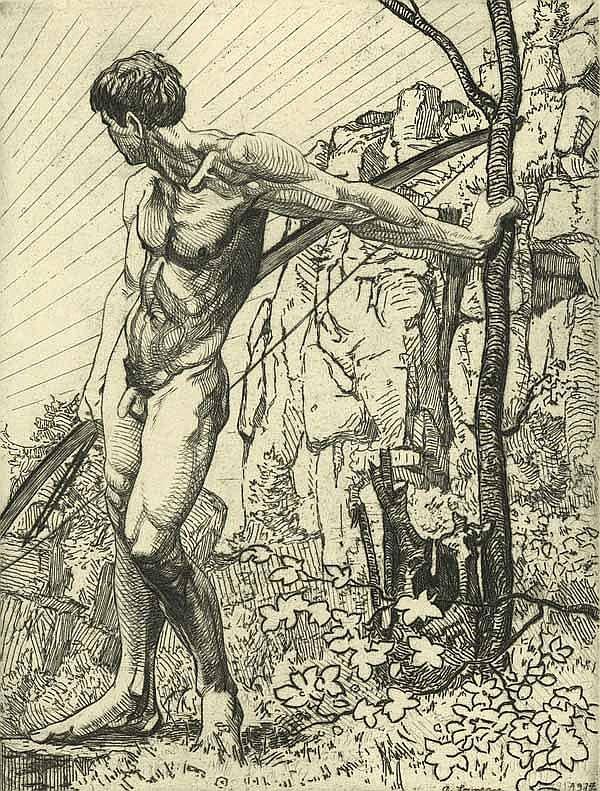 Lamm, Albert (1873 Berlin, arbeitete in Bln. u.
