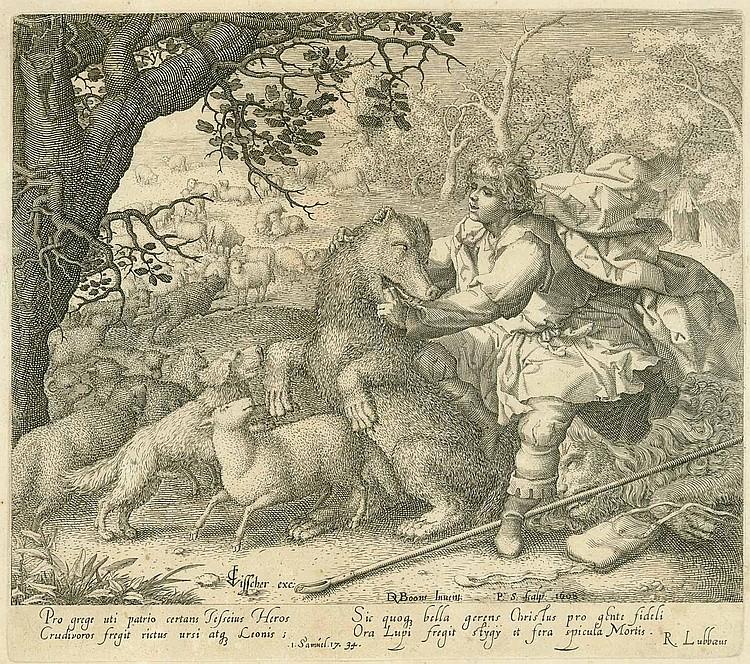 Serwouters, Pieter van (1586 Antwerpen - Amsterdam