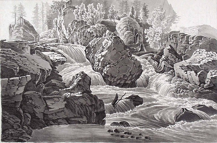 Follenweider, Johann Rudolf (1774 Basel 1847)