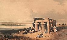 Pilleau,H.   Sketches in Egypt. London, Dickinson & Son 1845. Gr.Fol. Mi