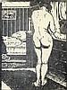 Weber, Evarist Adam   (1887 Aachen - Ebenshausen 1968). Stehender weibli, Evarist Adam Weber, €0